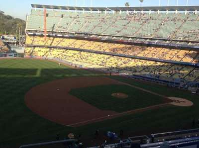 Dodger Stadium, section: 31RS, row: F, seat: 5