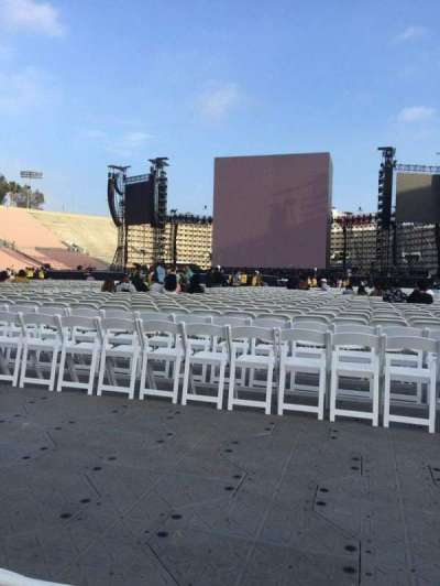Rose Bowl section P