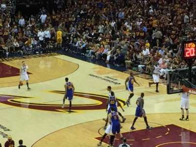 Quicken Loans Arena section 131