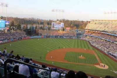 Dodger Stadium, section: 11RS, row: U, seat: 20