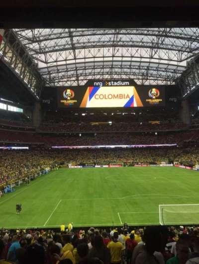 NRG Stadium, section: 138, row: EE, seat: 1