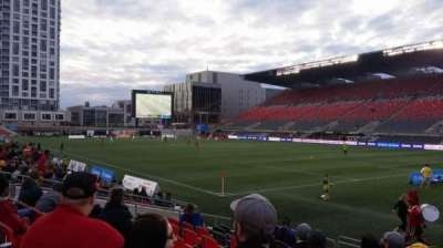 TD Place Stadium, section: L, row: 13, seat: 14