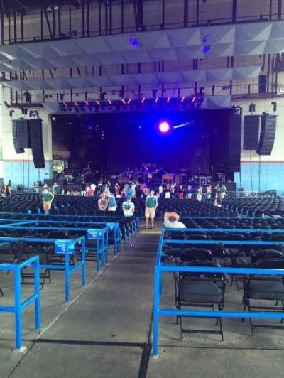 Riverbend Music Center, section: 900, row: AA, seat: 901