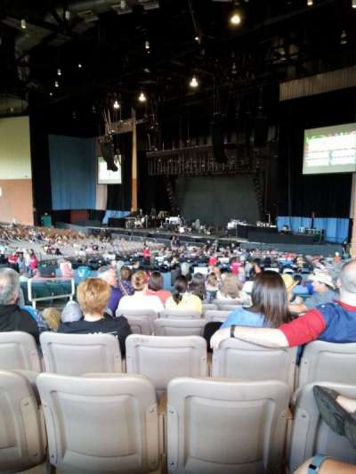 Xfinity Theatre, section: 400, row: ss, seat: 404