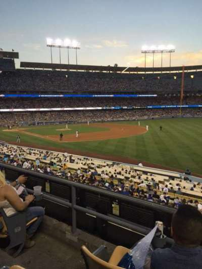 Dodger Stadium, section: 158LG, row: C, seat: 3