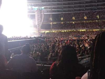 Soldier Field, section: 141, row: 4, seat: 10
