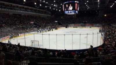 Ricoh Coliseum section 114