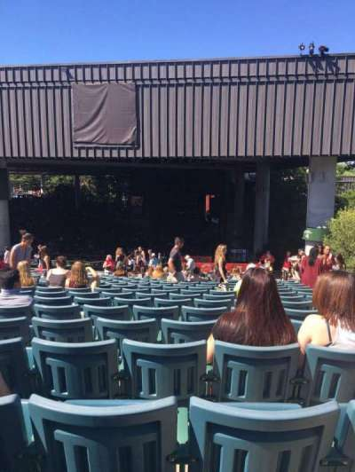 Xfinity Center, section: 9, row: T, seat: 3