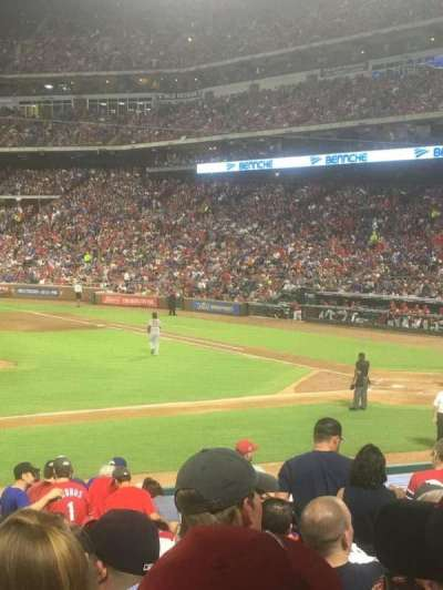Globe Life Park in Arlington, section: 19, row: 20, seat: 8