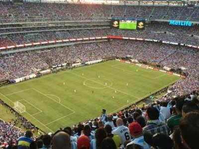 MetLife Stadium section 320