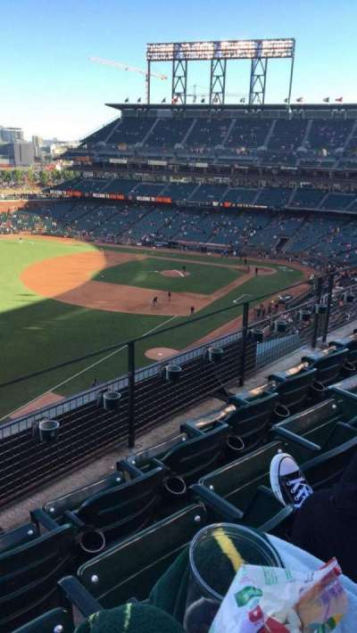 AT&T Park section 331