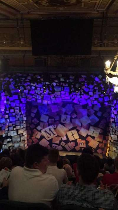 Shubert Theatre section Balcony
