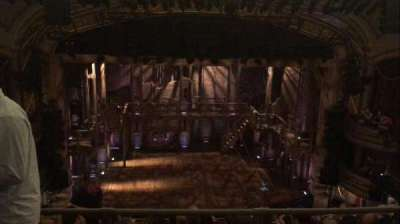 Richard Rodgers Theatre section Rear Mezzanine