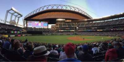 Safeco Field, section: 142, row: 28, seat: 8