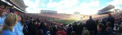 Vaught-Hemingway Stadium, section: S3, row: 42