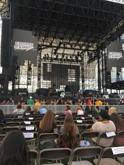 Hershey Park Stadium, section: B, row: 18, seat: 40