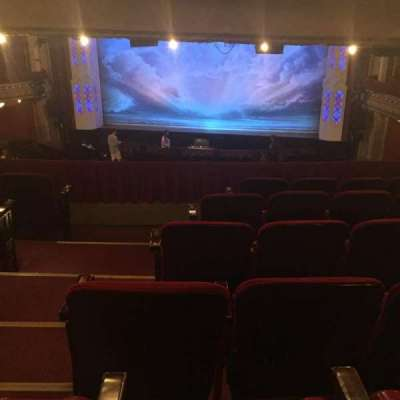 PrivateBank Theatre section Dress Circle RC