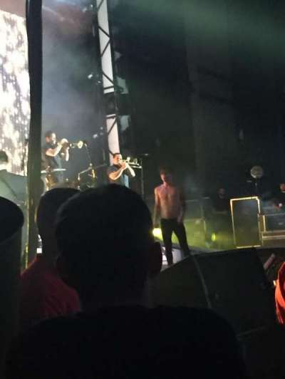 American Family Insurance Amphitheater, section: 3, row: F, seat: 12