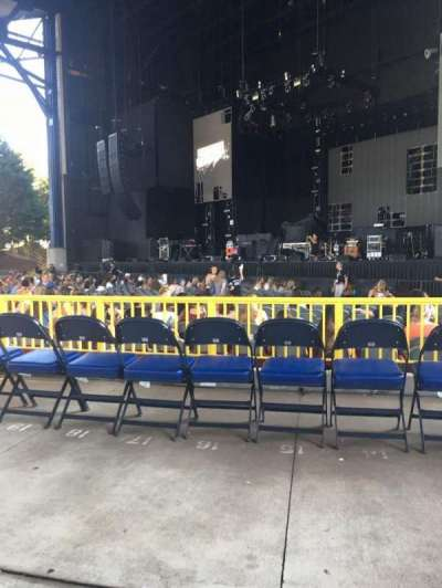 Jiffy Lube Live, section: 101, row: B, seat: 20,21