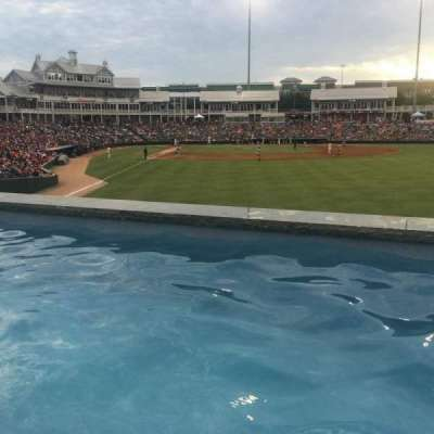 Dr Pepper Ballpark, section: Lazy River