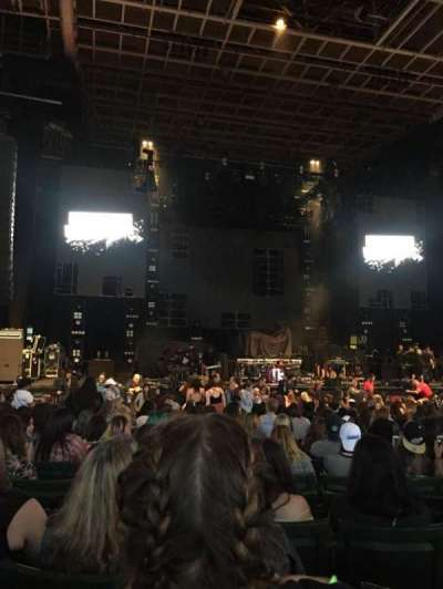 Xfinity Center, section: 2, row: U, seat: 42
