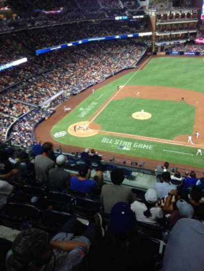 PETCO Park, section: 311, row: 15, seat: 13