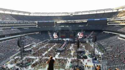 MetLife Stadium, section: 224b, row: 9, seat: 26