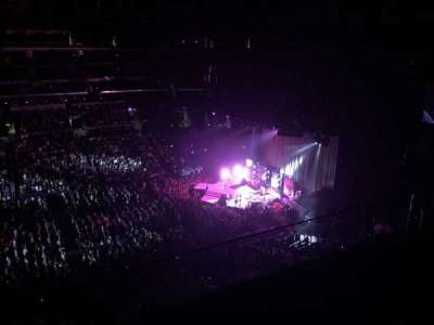 Staples Center, section: 301, row: 2, seat: 21