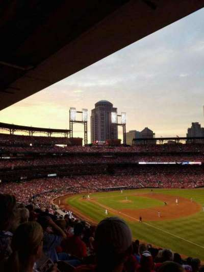 Busch Stadium, section: 235, row: 10, seat: 20