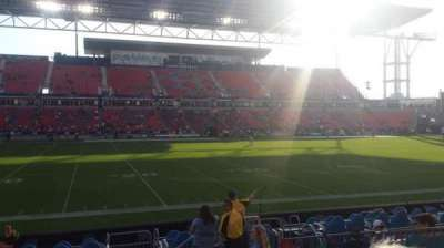 BMO Field section 109