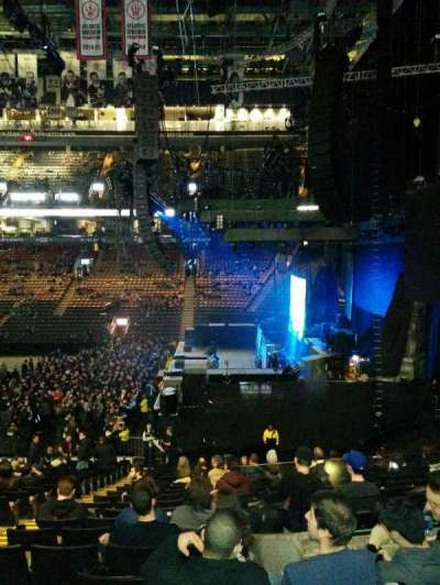 Scotiabank Arena, section: 117, row: 24, seat: 14