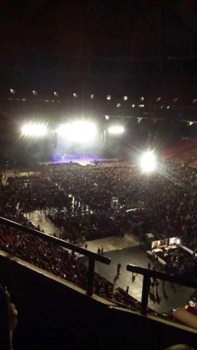 Georgia Dome, section: 315, row: 2, seat: 11