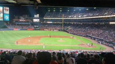 Turner Field, section: 212, row: 16, seat: 4