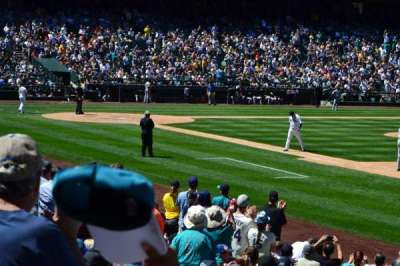 Safeco Field, section: 117, row: 22, seat: 10
