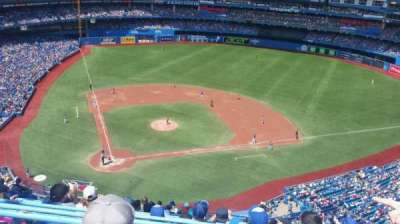 Rogers Centre, section: 522R, row: 14, seat: 12