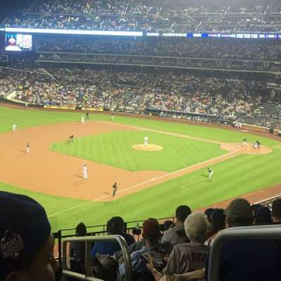 Citi Field, section: 331, row: 9, seat: 1