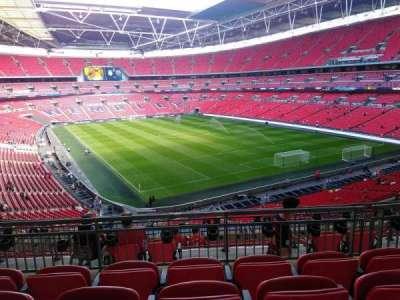 Wembley Stadium section 243