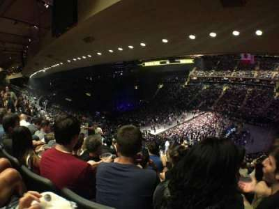 Madison Square Garden, section: 227, row: 13, seat: 13