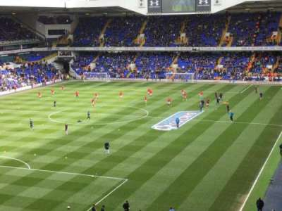 White Hart Lane, section: 49