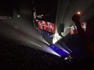 Air Canada Centre, section: 322, row: 10, seat: 1
