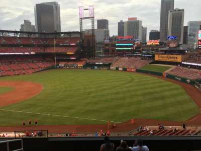 Busch Stadium, section: 235, row: 8, seat: 5