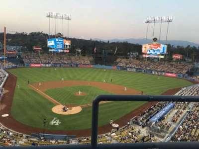 Dodger Stadium, section: 2RS, row: B, seat: 19