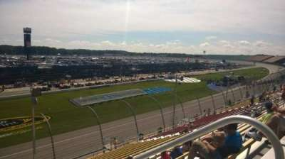 Michigan International Speedway, section: 22, row: 22, seat: 1