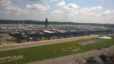 Michigan International Speedway, section: 28, row: 39, seat: 3