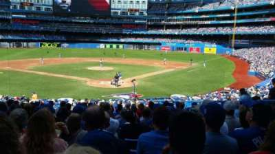Rogers Centre section 122