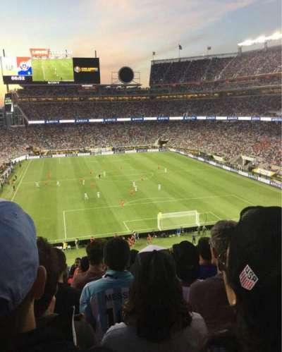 Estadio Azteca section 2