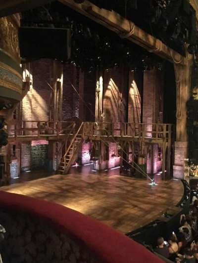 Richard Rodgers Theatre section Box B (Low Box B Left)