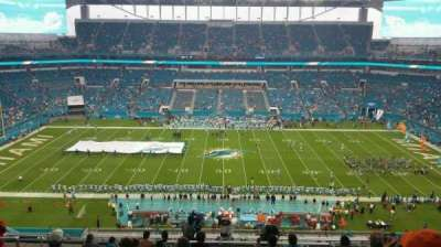 Hard Rock Stadium, section: 318, row: 11, seat: 16