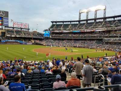 Citi Field, section: 126, row: 24, seat: 4