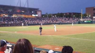 Huntington Park, section: 4, row: 5, seat: 11